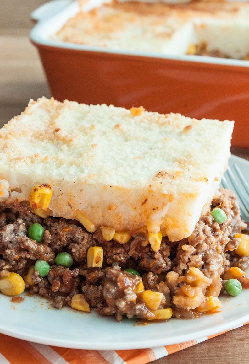 Simple and delicious Shepherd's Pie recipe