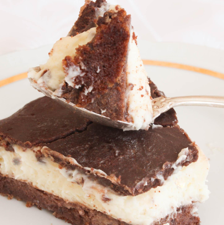 Cream on Cream Cake