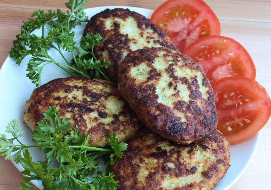 Chicken Kotleti - Russian Chicken Burgers
