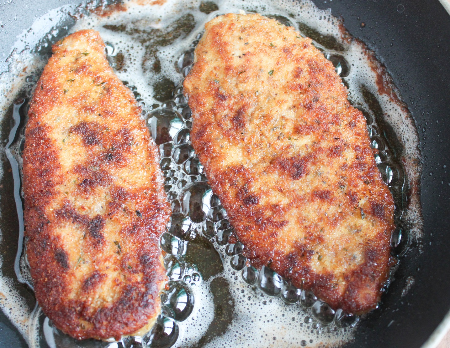 Fried Chicken Chops